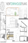 New Townhouse Plans | 9788416500987 | Portada