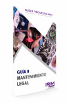 GUÍA 9 IRIM: MANTENIMIENTO LEGAL | 9788409083145 | Portada
