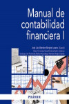 Manual de contabilidad financiera I | 9788436839968 | Portada