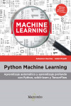 Python Machine Learning | 9788426727206 | Portada