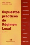 Supuestos Prácticos de Régimen Local 2019 | 9788416190379 | Portada