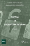 Manual de Protección de Datos | 9788413240893 | Portada