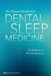 The Clinician's Handbook for Dental Sleep Medicine | 9780867158137 | Portada