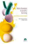 Main diseases in poultry farming. Bacterial infections | 9788416818396 | Portada