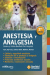 ANESTESIA Y ANALGESIA CANINA Y FELINA BANFIELD PET HOSPITAL | 9789505554669 | Portada
