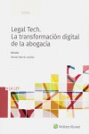 Legal Tech. La transformación digital de la abogacía | 9788490208519 | Portada
