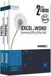Excel y Word (versiones 2019 y Office 365) - Pack 2 libros | 9782409020643 | Portada