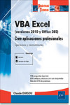 VBA Excel (versiones 2019 y Office 365) | 9782409023606 | Portada