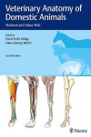 Veterinary Anatomy of Domestic Animals. Textbook and Colour Atlas | 9783132429338 | Portada