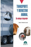 Transporte y bienestar animal. Un enfoque integrador | 9788417225988 | Portada