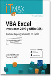 VBA Excel (versiones 2019 y Office 365) | 9782409024399 | Portada