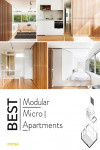 Best modular micro apartments | 9788417557164 | Portada