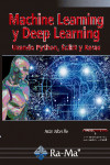 Machine Learning y Deep Learning | 9788499648897 | Portada