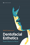 Dentofacial Esthetics: From Macro to Micro | 9780867158885 | Portada