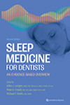 Sleep Medicine for Dentists: An Evidence-Based Overview | 9780867158281 | Portada