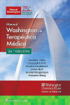 Manual Washington de Terapéutica Médica | 9788417949006 | Portada