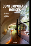 Contemporary Houses. 100 Homes Around the World | 9783836583961 | Portada