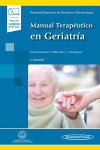Manual Terapéutico en Geriatría + ebook | 9788491109167 | Portada