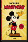 Walt Disney's Mickey Mouse. The Ultimate History | 9783836552844 | Portada